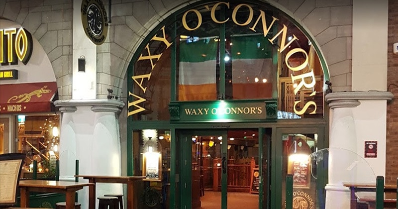 waxy o conner pub